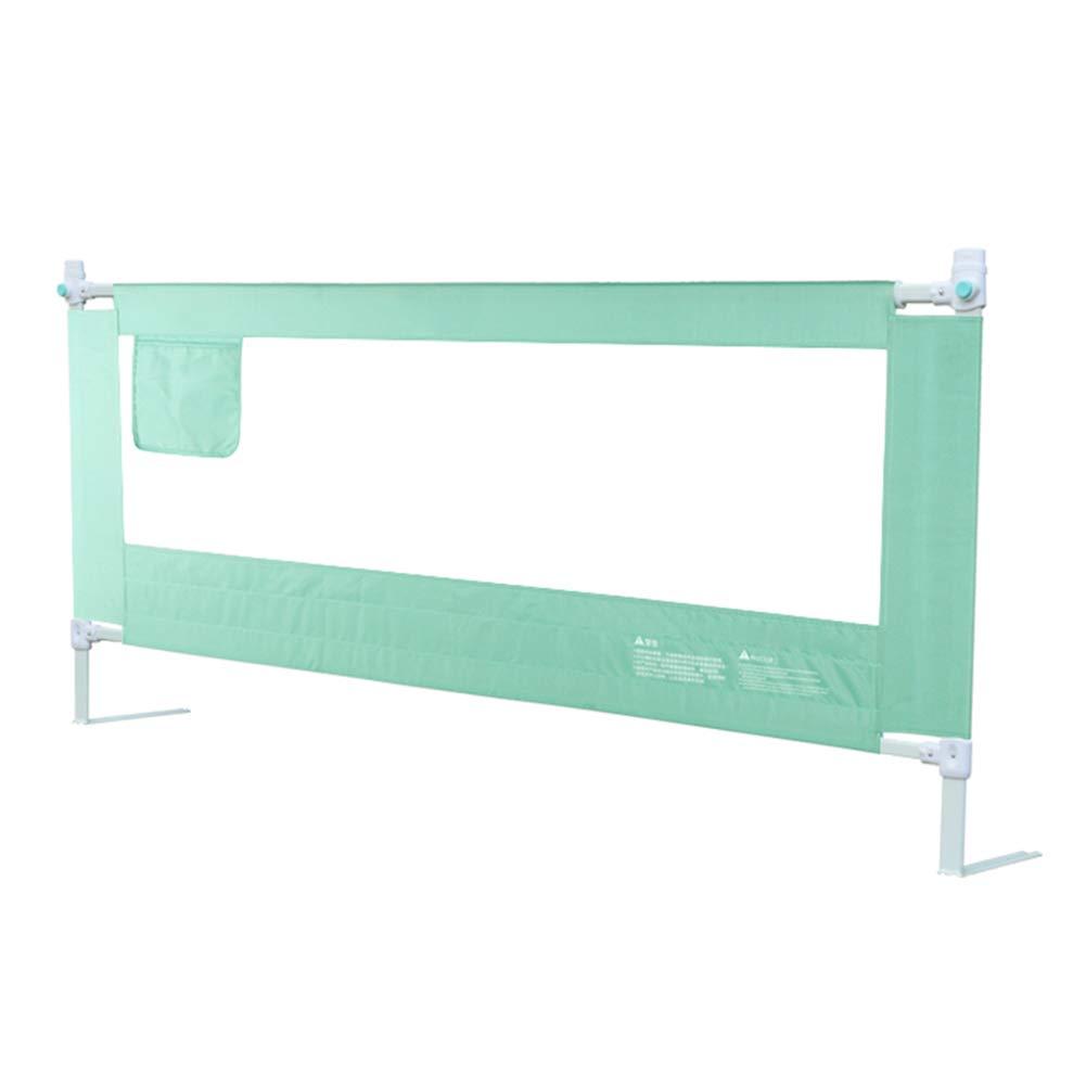 ベッドフェンス, 幼児のための安全なポータブルベッドレール、垂直リフトベビーベッドレールガードベットガードレール - 高さ83cm (サイズ さいず : 200cm) 200cm  B07K7MK9XR
