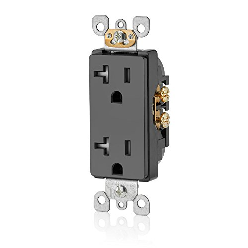 Leviton T5825 E Resistant Receptacle Residential