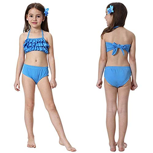 Pour Dh03 Cosplay Sirène Filles Queues Bikini Shepretty Bain Costume Maillots De Mermaid qzwWOPBT