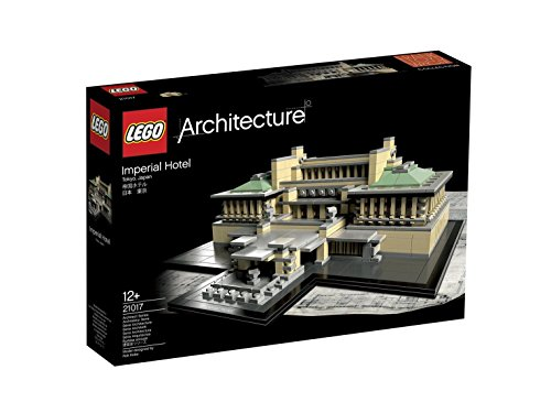 LEGO architecture Imperial Hotel 21017 (japan import) (21017 Imperial Hotel)