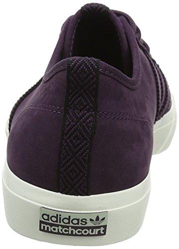 adidas Originals Matchcourt RX Baskets, Homme Rouge (Rojnob / Negbas / Blatiz 000)
