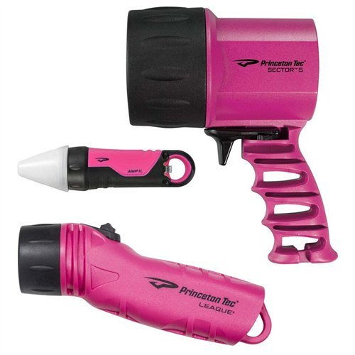Princeton Tec Reef Pack LED Dive Light, Pink by Princeton Tec