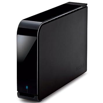 【クリックで詳細表示】BUFFALO USB3.0/2.0用 外付けHDD 2TB ブラック HD-LB2.0TU3-BKD