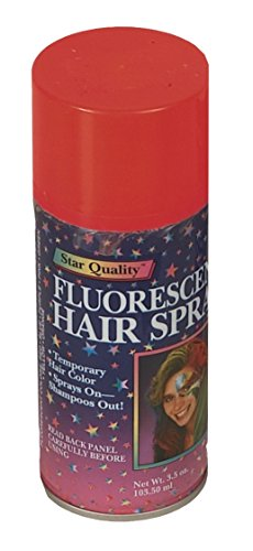 Rubie's Costume Co Bright Color Hairspray-Rd (Red Hair Halloween Costume)