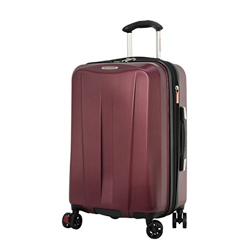 Ricardo Beverly Hills San Clemente 21-inch 4 Wheel Expandable Wheelaboard, Red Cherry, One Size Review