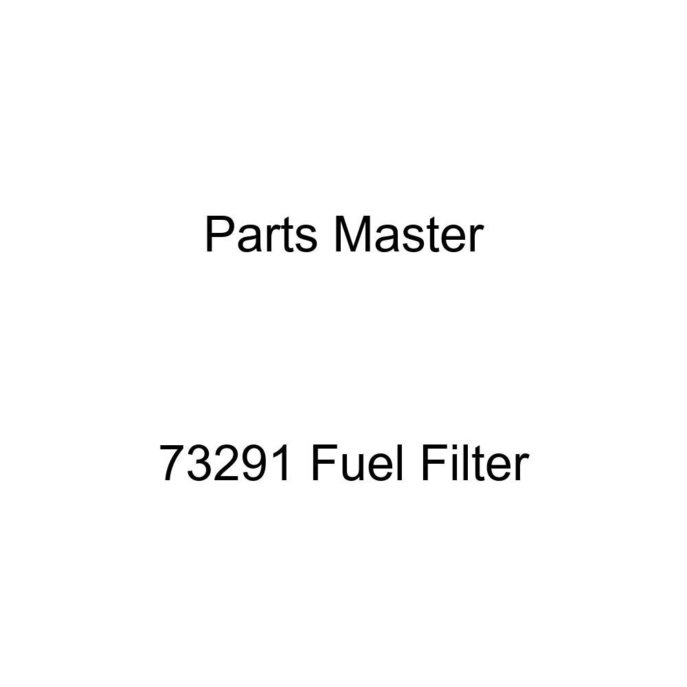 Parts Master 73291 Fuel Filter
