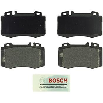For Mercedes R129 SL500 SL600 ML55 AMG Front Disc Ceramic Brake Pads P50041N