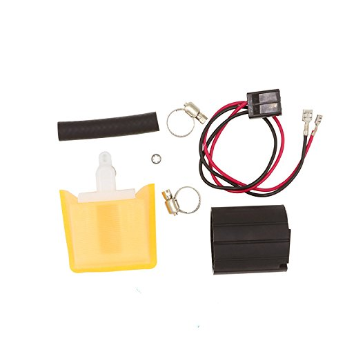 Strainer Jeep (AUTOTOP Electric Fuel Pump Strainer & Connect Wire & Clamps & Gasket & Cover E2284)