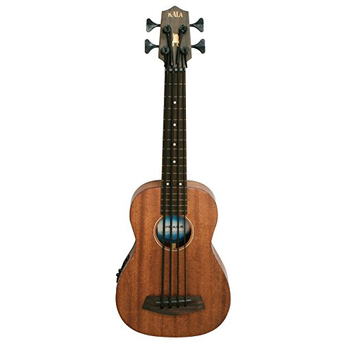 Kala UBASS-SMHG-FL U-Bass Solid Mahogany Fretless for sale  Delivered anywhere in USA