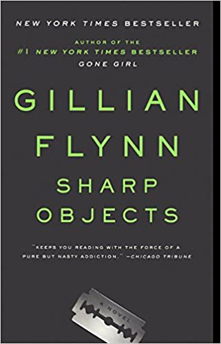 Image result for sharp objects book