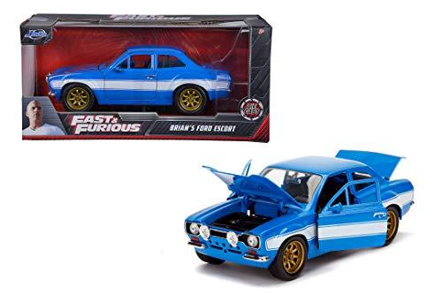 1:24 Fast & Furious - Brian's Ford Escort RS2000 Mk1 7