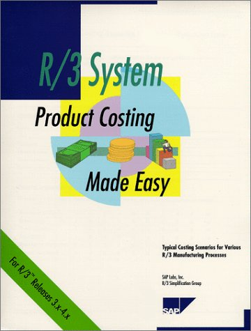 Product Costing Scenarios Made Easy 3.x-4.x