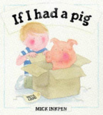 If I Had a Pig PDF