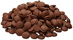 Oasis Supply Mercken\'s Chocolate Wafters Candy Making Supplies, Milk, 10 Pound