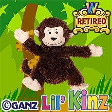 Price comparison product image Monkey Lil Kinz