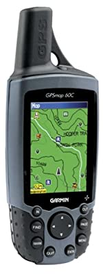 Garmin GPSMAP 60C Water Resistant Hiking GPS