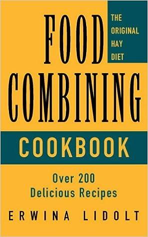 Food combining cookbook amazon erwina lidolt food combining cookbook amazon erwina lidolt 9780722536667 books forumfinder Gallery