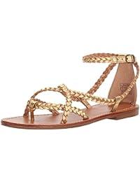 Women's Amalfi Braided Metallic Sandal