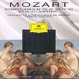 Mozart:Symphonies 29/39/40/41