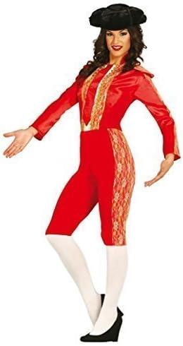 Ladies Sexy español Torero Matador en todo el mundo disfraz UK 12 ...