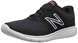 New Balance Women's Wa365v1 Cush + Walking Shoe, Blackwhite, 8.5 D Us