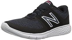 New Balance Women's Wa365v1 Cush + Walking Shoe, Blackwhite, 8.5 D Us