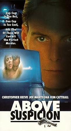 Above Suspicion [USA] [VHS]: Amazon.es: Christopher Reeve ...