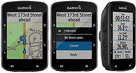 Garmin Edge 520 Plus GPS Mano Ciclismo, Adultos Unisex, Negro ...