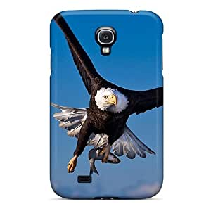 Excellent Galaxy S4 Case Tpu Cover Back Skin Protector Eagle