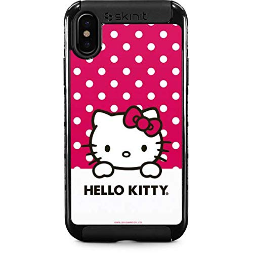 competitive price 44f7d 9f71b Amazon.com: Hello Kitty iPhone Xs Max Case - Sanrio   Skinit Cargo ...