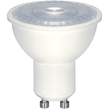 satco s9383 led mr16 led 3000k 40 39 beam spread gu10 base light bulb 6 5w. Black Bedroom Furniture Sets. Home Design Ideas