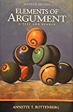 Elements of Arguments, Rottenberg, Annette T., 031239778X