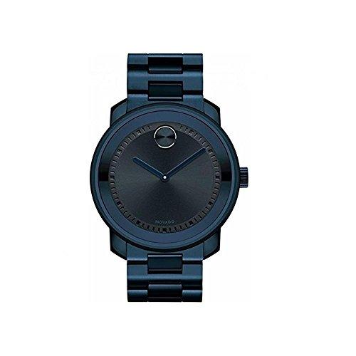 Watch  Men's Bold Watch Quartz k1 Crystal - Movado 3600296