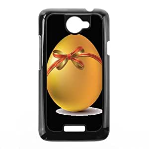 HTC One X Phone Case, With Interesting Eggs Image On The Back - Colourful Store Designed