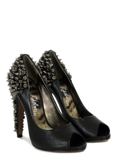 8296013bb2104a Sam Edelman Lorissa Black Shoes 7  Amazon.co.uk  Shoes   Bags