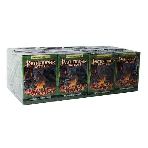 WizKids Pathfinder Battles Legends of Golarion Booster Brick