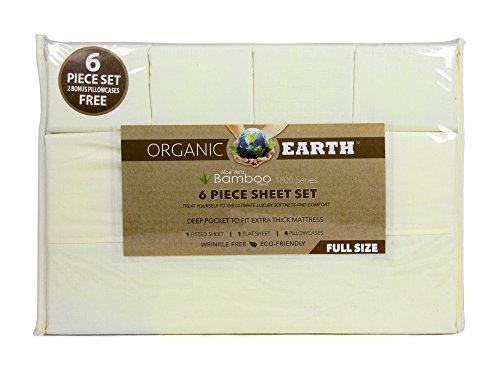 Organic Earth Bamboo Essence Yellow