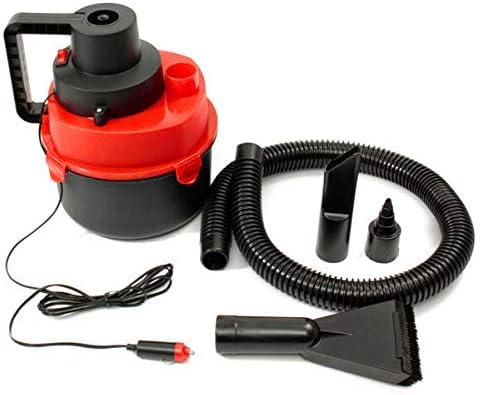 QuickShop - Mini aspiradora portátil de 12 V para coche, barco, bomba infladora de aire: Amazon.es: Hogar