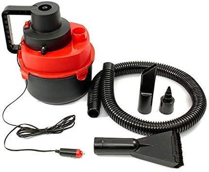QuickShop - Mini aspiradora portátil de 12 V para coche, barco, bomba de inflado de aire: Amazon.es: Hogar