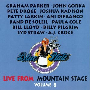 Mountain Stage Live 8