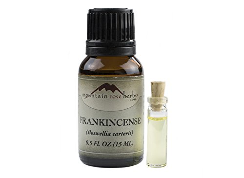 Mountain Rose Herbs - Frankincense Essential Oil 1/2 oz