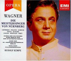 Wagner: Die Meistersinger                                                                                                                                                                                                                                                    <span class=