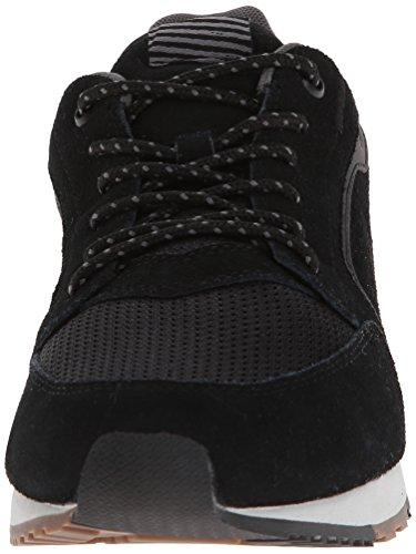 Volcom - Zapatillas de deporte de Otra Piel para hombre negro