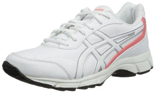 Escursionismo Donna da White Asia Scarpe Gel W White Mission 4Digital da Media Pink Bianco 0zwqa6n4