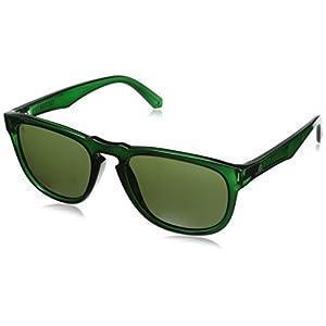 Electric Leadfoot Wayfarer Sunglasses, Emerald, 54 mm