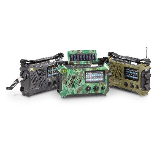 HQ-ISSUE-Multi-Band-Solar-Dynamo-Radio