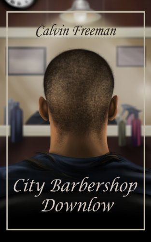 City Barbershop Downlow Black Muscle ebook product image