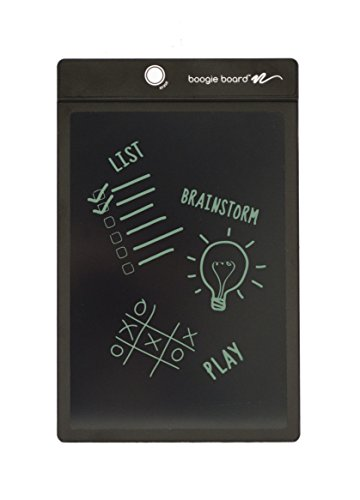 Boogie Board Original 8.5 LCD eWriter, Black (TT1S20001) (Board Silk)