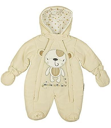 ceec4da9e Amazon.com   Tiny Baby Premature Newborn Baby Snowsuit Pramsuit ...