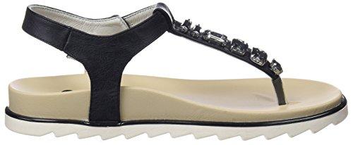 Refresh Women's 64303 Open Toe Sandals Black GfVCq7